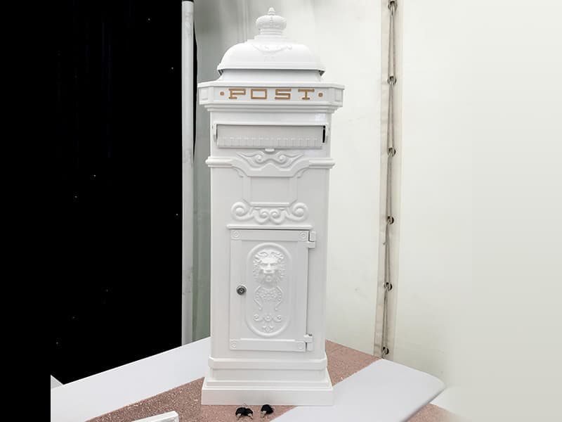 Victorian Style Post Box